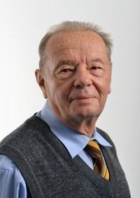 Vaněček Drahoš, prof.Ing., CSc.