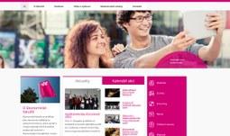 Ekonomická fakulta představuje nové webové stránky