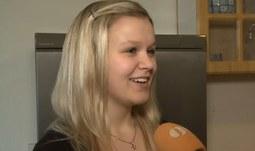 Jihočeská televize vysílala reportáž o studentech EF, kteří pomáhají nemocným