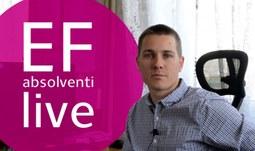 Představujeme úspěšné absolventy EF live - 3. díl