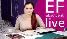Představujeme úspěšné absolventy EF live - 4. díl