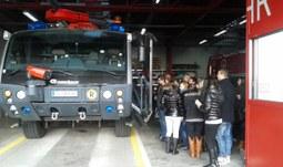 Studenti EF navštívili rakouský Linec
