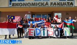 Studenti EF spolupracují na projektu EDISON