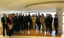Zástupci EF se v Bruselu setkali s českou eurokomisařkou