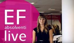 Představujeme úspěšné absolventy EF live - 9. díl
