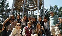 Letní školy na EF pro studenty z USA a Austrálie