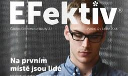 Přečtěte si lednové číslo časopisu EFektiv