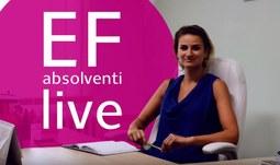 Představujeme úspěšné absolventy EF live - 7. díl