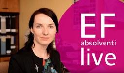 Představujeme úspěšné absolventy EF live - 8. díl
