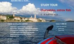 Přihlaste se na květnovou study tour na chorvatský ostrov Rab