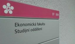Studijní oddělení od 27. června do 8. července uzavřeno