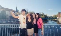 Vítáme zahraniční studenty z programu Erasmus+