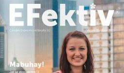 Vyšlo nové číslo časopisu EFektiv!