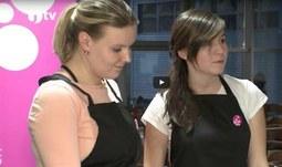 Jihočeská televize se na Ekonomické fakultě zajímala jak se studenti učí podnikat