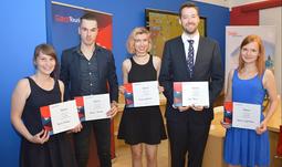 Studentka Ekonomické fakulty JU uspěla v celostátní soutěži CzechTourism