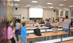 Dětská univerzita na Ekonomické fakultě