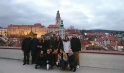 International Week 2015 to the 750th Jubilee of the City of České Budějovice