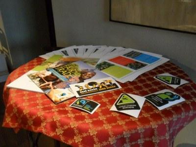 Komunikační materiály o Fairtrade