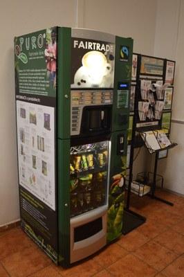 Nápojový automat F