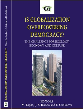 kniha Is globalization overpowering democracy?