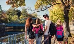Informační schůzka pro zájemce o zahraniční studijní pobyty Erasmus+