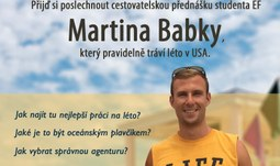 Cestovatelská přednáška Martina Babky