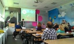 Workshop se studenty doktorského studijního programu