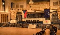 Oficiální ceremoniál předání certifikace ACCA