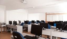 Slavnostní otevření učebny pro výuku ERP systému SAP