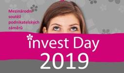 Invest Day 2019 - nový ročník soutěže podnikatelských nápadů