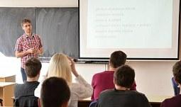 """Přednáška """"Big data a jejich zpracování"""""""