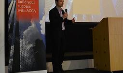 PREZENTACE ACCA - Association of Chartered Certified Accountants
