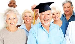 """Univerzita třetího věku  """"Jak být úspěšný na trhu práce v seniorském věku"""""""