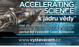 """Exhibition """"Accelerating Science"""""""