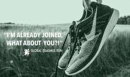 Global Erasmus Run South Bohemia